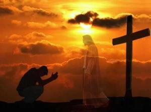 bow to Jesus