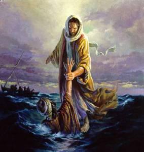 Jesuswalkwater